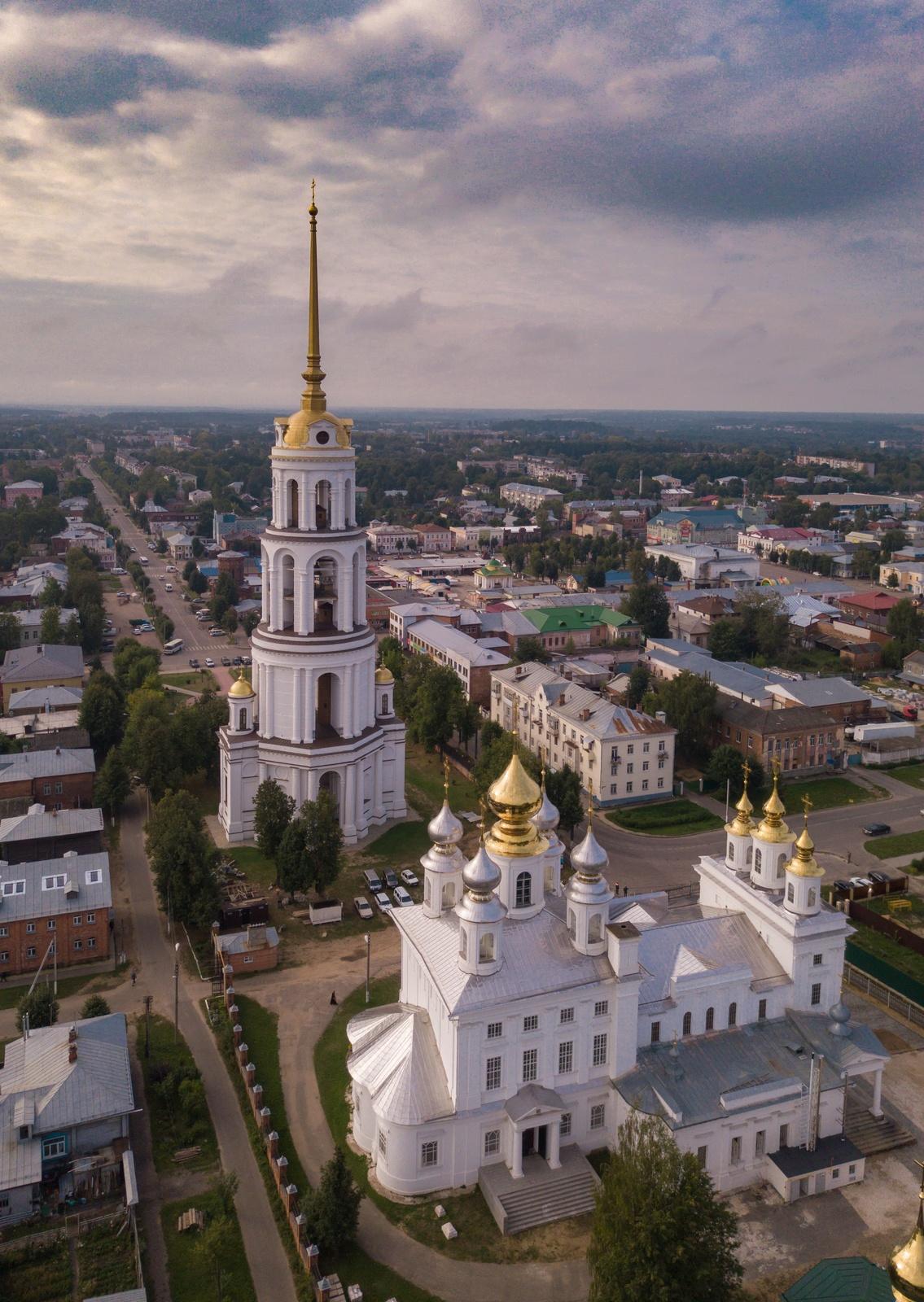 По Золотому кольцу приезжайте в Иваново